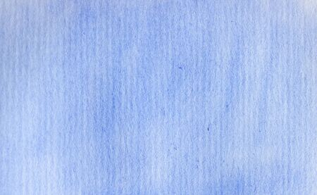 Blue Paper Texture. watercolor background