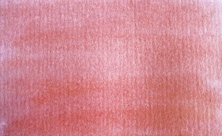 Red Paper Texture. watercolor background