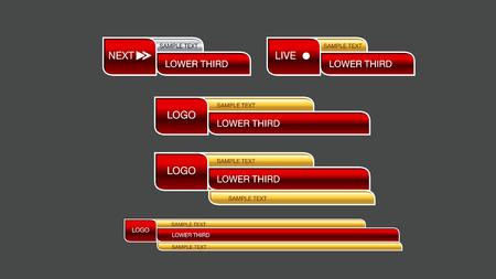 lower: lower third