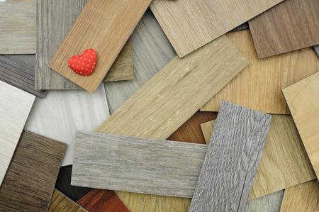 インテリアは、materials.they をするためにツリーをカットを避けるため工房から材料がビニール instrade 木材の使用を選択します。