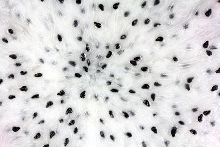 exotic fruits: Closeup background photo of fresh Dragon Fruit