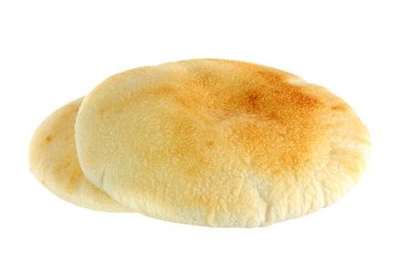 pita bread: Closeup photo of Turkish unleavened bread : Pita Bread