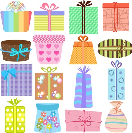A set of simple and cute Icons Фото со стока - 14574410