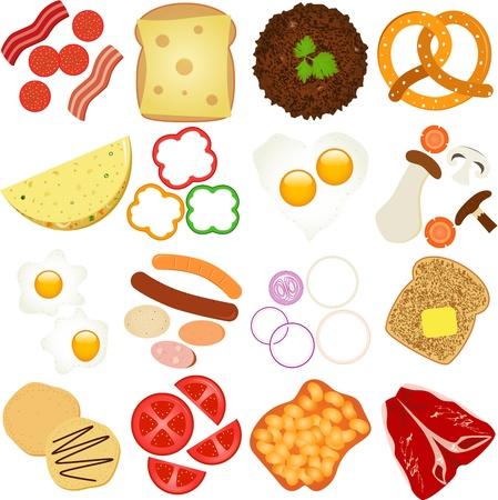 koriander: A gyűjtemény a reggelit és az ebédet Hozzávalók