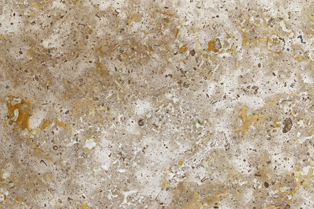 mot: Closeup abstract background texture photo of yellow brown marble with natural limestone pattern Stock Photo