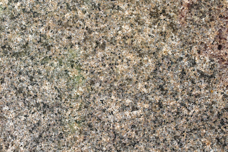 polished granite: Closeup abstract background texture photo of polished granite rock in gray black and shade of green with natural stone pattern