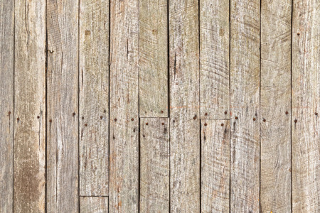 weathered: Rustic weathered barn wood with rusty nails, Background texture photo of natural wood. Stock Photo