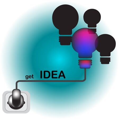 smart goals: I got an idea Illustration