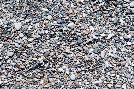 pebbles: beach pebbles
