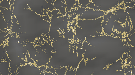Seamless marble vector texture. Marble with gold veins. Marble effect. Graceful background. Rectangular tile.