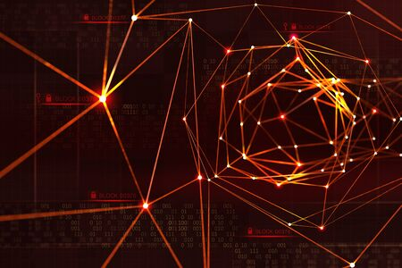 Protection and storage of digital data using the blockchain technology. Global Information Network. Artificial intelligence based on neural networks. Concept of the development of digital technologies