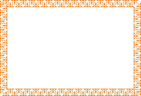 resizable: Vector illustrated color background isolated on white Illustration