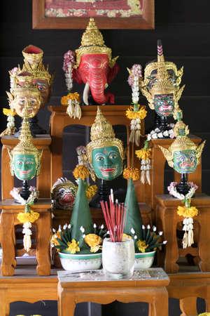 ot: Ot  3658;ahmoebocha Thai arts and culture  Stock Photo