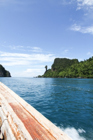 Chicken Island, Krabi Thailand cruises. Stock Photo - 15881723