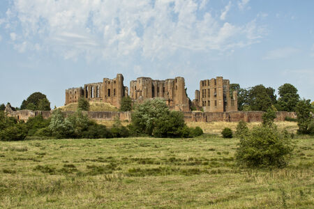Kenilworth castle in United Kingdom