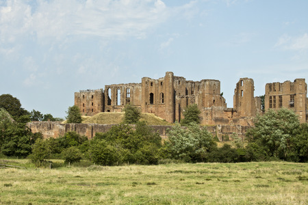 Kenilworth castle in United Kingdom photo