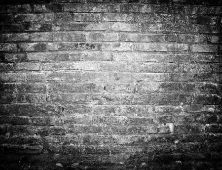 Aged brick wall texture Standard-Bild
