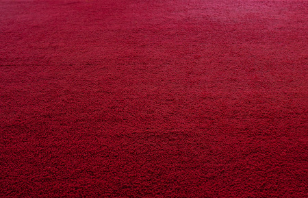 The red carpet,shooting angle in obliquely.