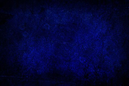 synthetic fiber: The surface of old blue patterned glass, Abstract.