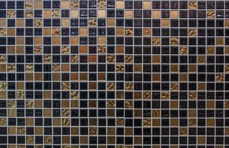 wall tile: Wall tile surface suitable for background. Stock Photo
