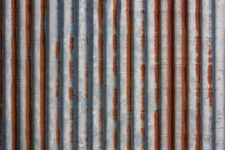 녹슨 오래 된 철 시트, 질감 및 배경.