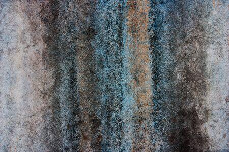 오래 된 시멘트 벽, 질감 및 배경. 스톡 콘텐츠