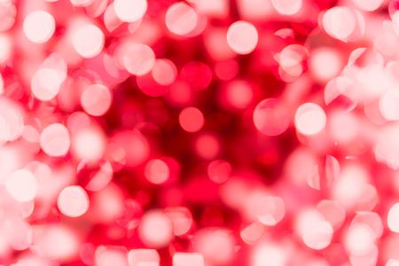 밤 빛, 흐린 추상 미술 배경 Bokeh 분홍색 배경.