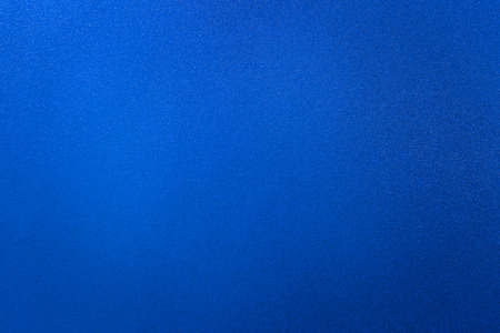 Blue Frosted Glass, For Texture and Background. Stock Photo