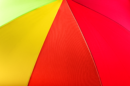 Multicolored umbrella texture background