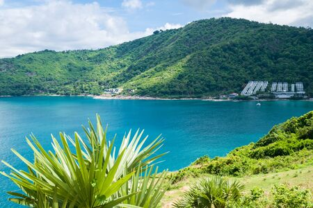 Nai Harn Bay is a cozy bay in the south of Phuket Island, Thailand.