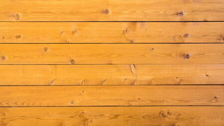 Wooden boards covered with protective paint texture background. The picture aspect ratio is 16: 9.
