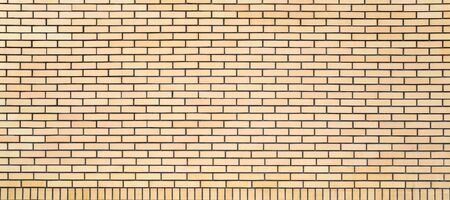 Brick wall texture background. An example of brickwork.