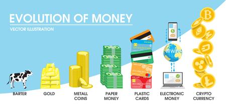 Money concept illustration.