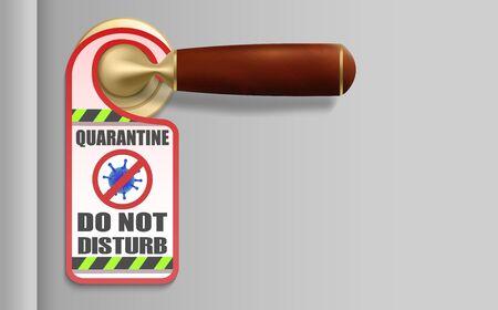Stay home, coronavirus disease prevention, vector poster, banner template