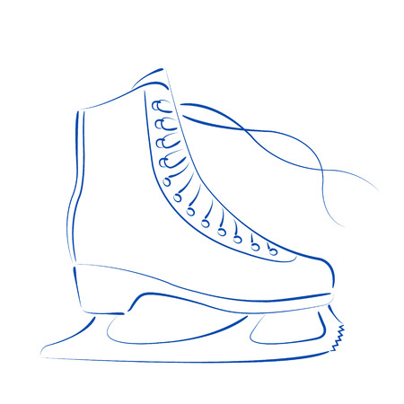 189 ice marks skates cliparts stock vector and royalty free ice