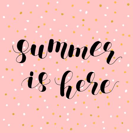Sommer ist hier Beschriftungsabbildung.
