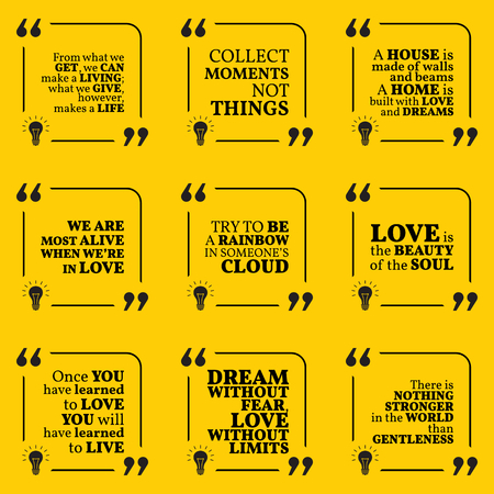 Set Of Motivational Quotes About Home Moments Love Life Dreams Fascinating Love Life Motivation Quotes