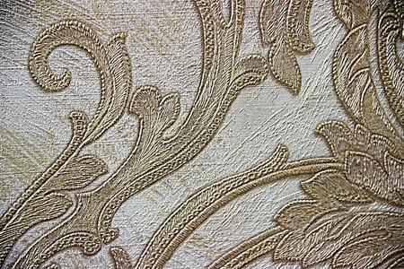 beautiful brilliant golden wallpaper Stock fotó
