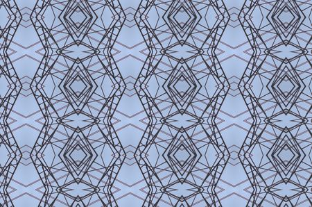steely: Pattern Stock Photo