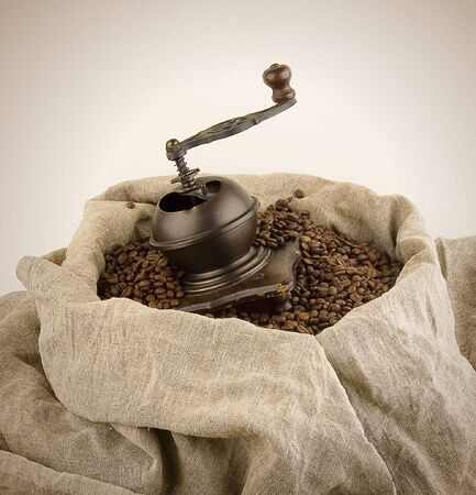 The manual coffee grinder has not coped with work