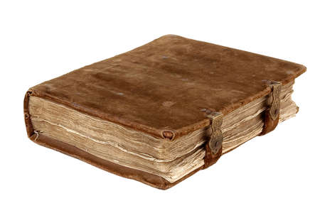 The ancient book on a light background Stock Photo - 883427