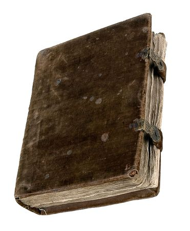 The ancient book on a light background Stock Photo - 883428