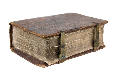 The ancient book on a light background Stock Photo - 893997