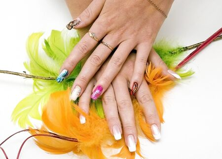 look after: To look after nails - it is very important for health