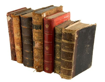 The ancient book on a light background Stock Photo - 1944944