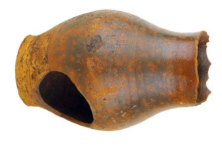 historians: Il piatto rotto. � interessante per gli storici e gli archeologi