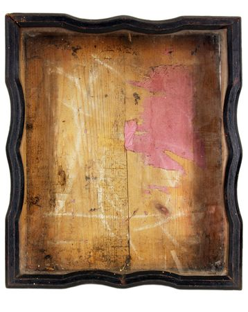 Antique frames from the early 1900s with work paths