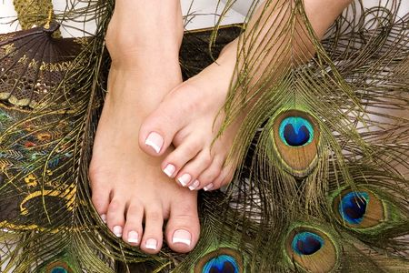 foots: To look after nails - it is very important for health