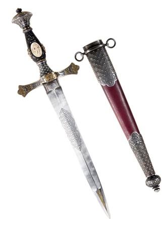 cavaliere medievale: Pugnale medievale. E 'stato spesso utilizzato dai pirati