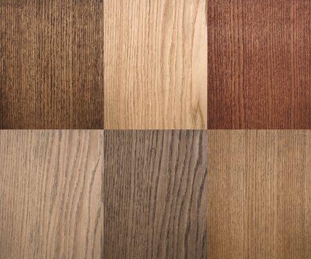 Soorten houtstructuur. Gebruik in het interieur